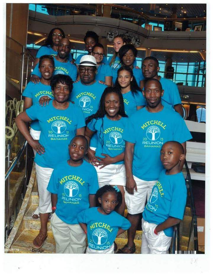 The Mitchell Family!! T-Shirt Photo