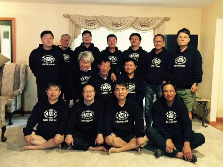 Whimoon High School Reunion T-Shirt Photo