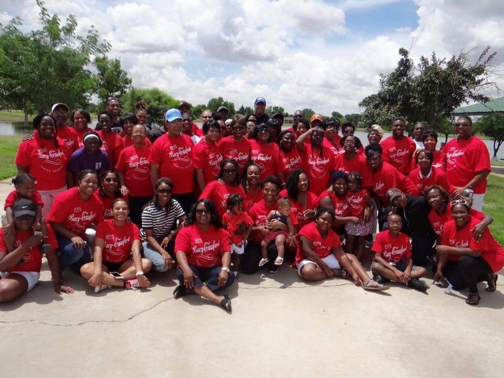 Bacy Crawford Family Reunion 2015 T-Shirt Photo