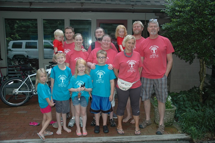Family Vacation  T-Shirt Photo
