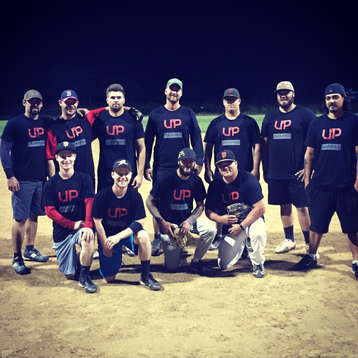 Union Pack Softball Team T-Shirt Photo