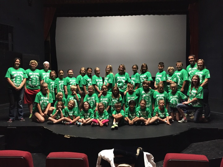Mpat Children's Theater Camp T-Shirt Photo