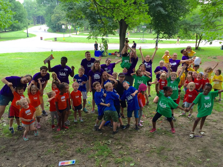 Tgc Kids Summer Series T-Shirt Photo