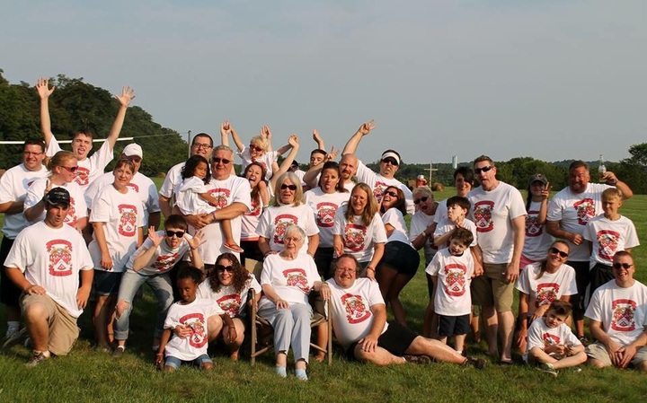 2015 Carmody Family Reunion T-Shirt Photo
