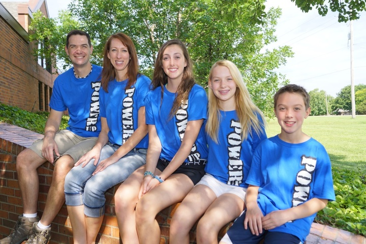Womack Family Vbs 2015 T-Shirt Photo