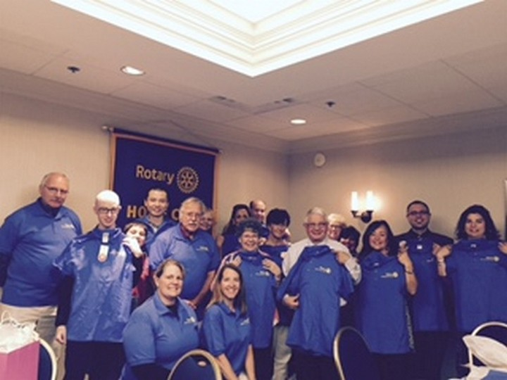Montachusett Area Rotary! T-Shirt Photo