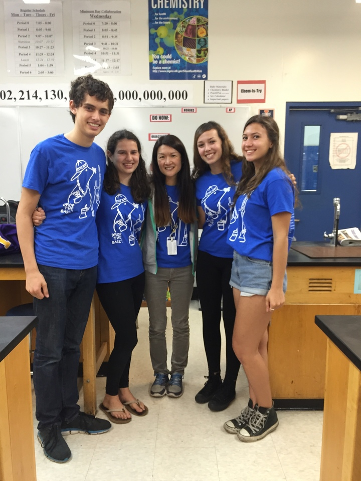 Ap Chemistry T-Shirt Photo