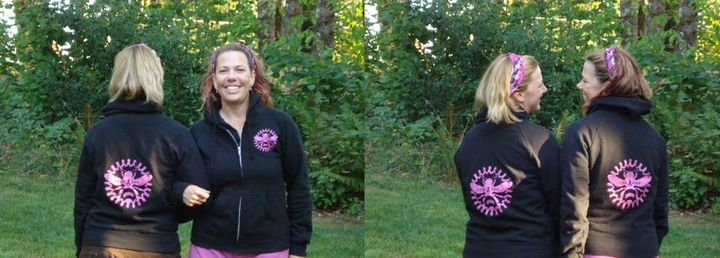 Team Bee Walks 60 Miles For The Cure T-Shirt Photo