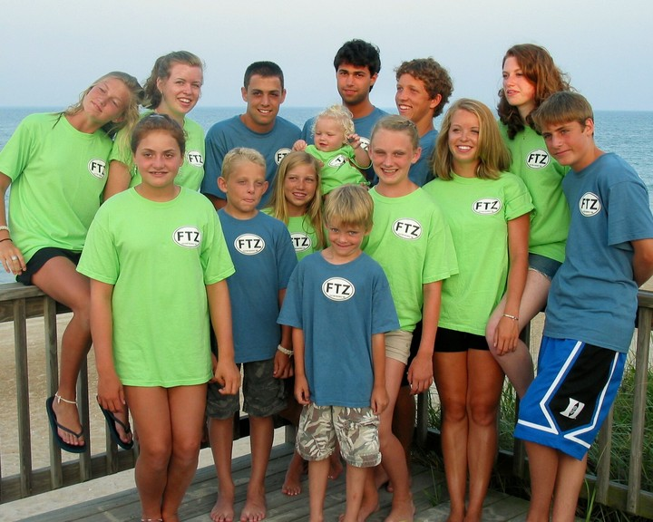 Outer Banks Family Vacation 2008 T-Shirt Photo