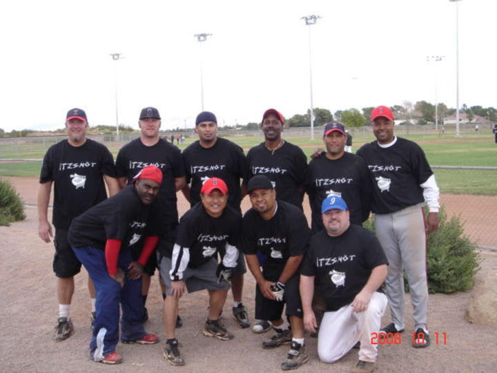 A Winning Team T-Shirt Photo