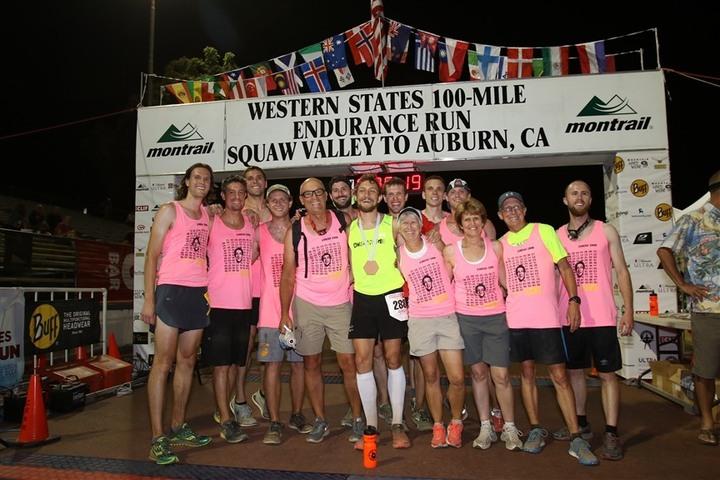 Western States 100 Mile Endurance Run Crew T-Shirt Photo