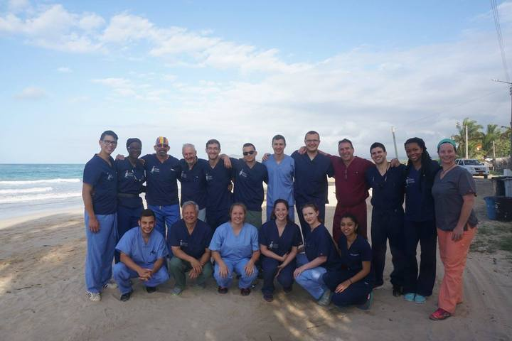 Dental Service Trip To The Galapagos Islands T-Shirt Photo
