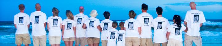 Pippy And Poppa Don's 50th Anniversary T-Shirt Photo