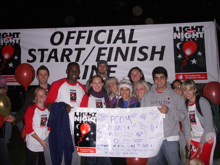 Pcom Lights The Night 2008 T-Shirt Photo
