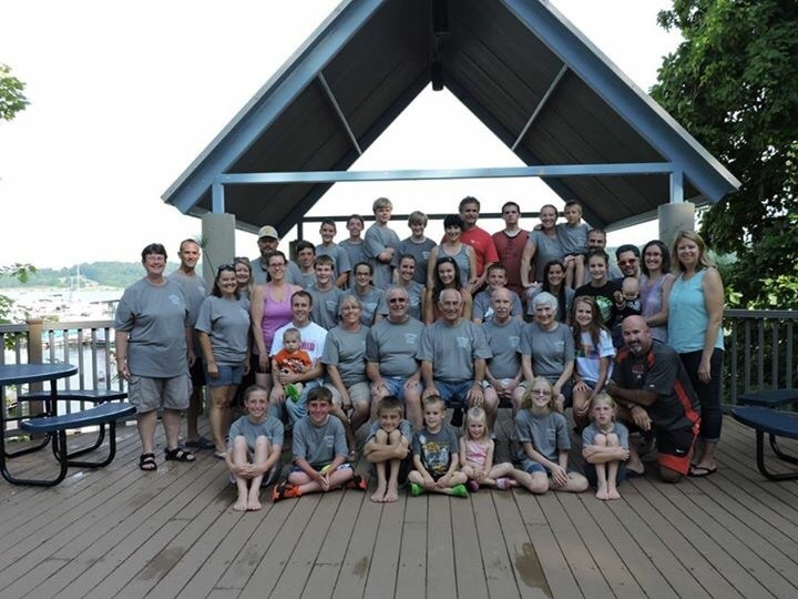 Helmick Family Reunion 2015 T-Shirt Photo