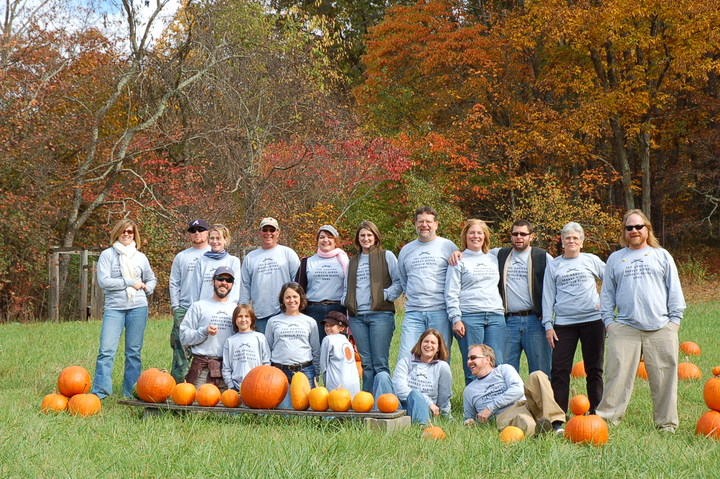 Pumpkin Blast T-Shirt Photo