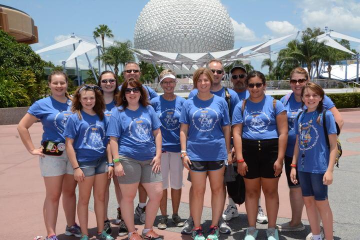 Disney World Graduation Trip T-Shirt Photo