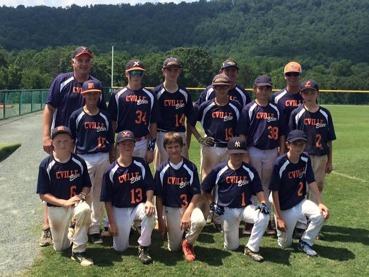 Cville Elite 12 U T-Shirt Photo