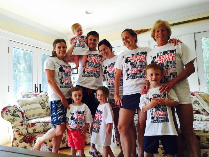 Happy Birthday To The Menace Of Marshfield! T-Shirt Photo