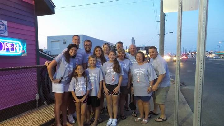 Drake Lbi Family Vacation 2015 T-Shirt Photo