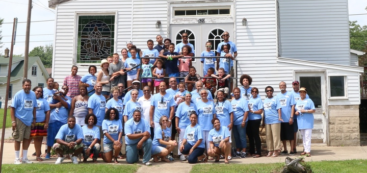 Wills Family Reunion T-Shirt Photo