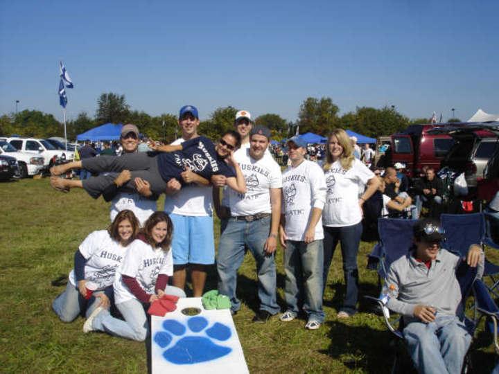 Uconn Huskies Fanatics T-Shirt Photo