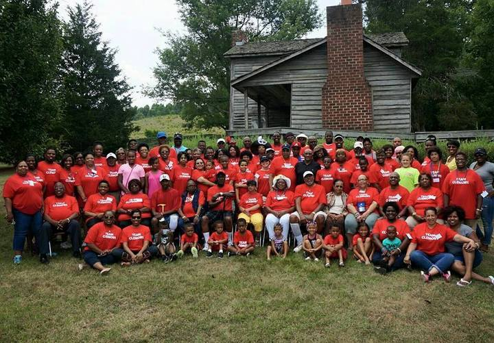 Clemons Family Reunion  Team Clemons Forever T-Shirt Photo
