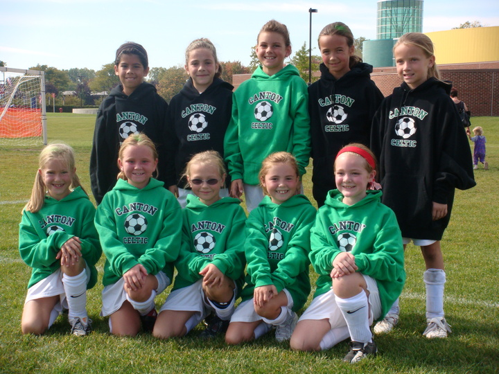 U9 Celtic Ladies T-Shirt Photo