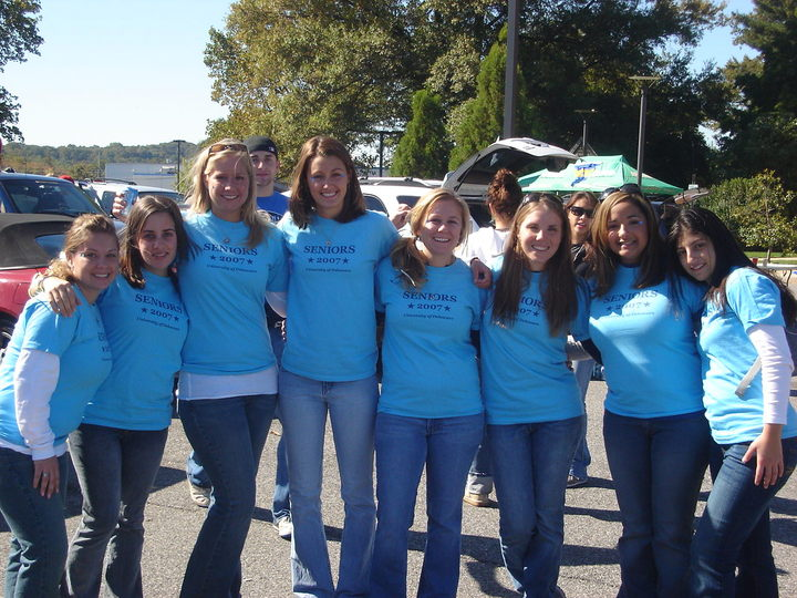 Ud Seniors 2007! T-Shirt Photo
