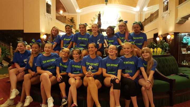 Ferrucci Pros Cheer Nationals  T-Shirt Photo