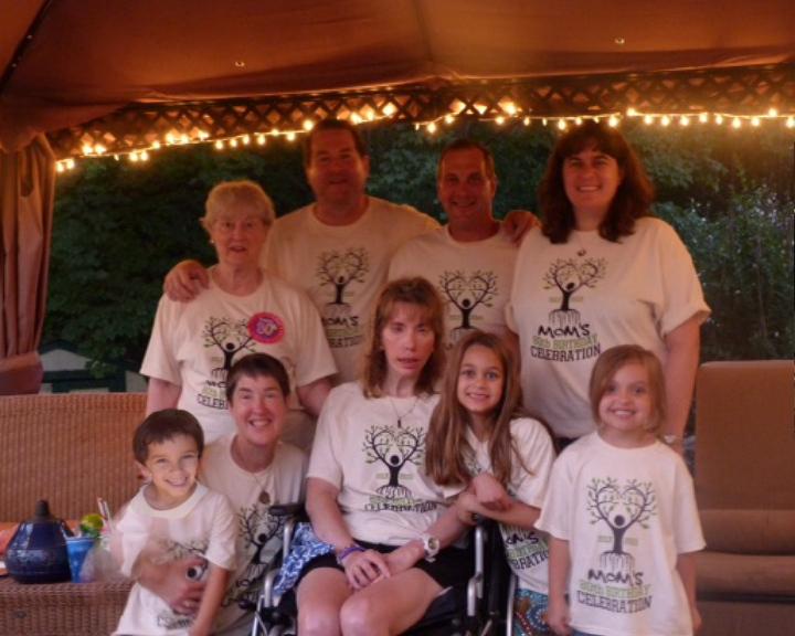 Mom's 80th Birthday Celebration! T-Shirt Photo