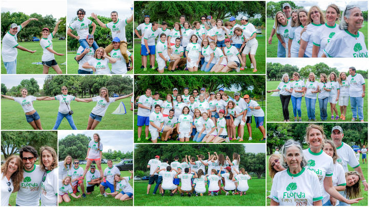Couttenye Family Reunion 2015   Fl T-Shirt Photo