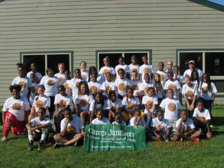 Camp Jamison T-Shirt Photo