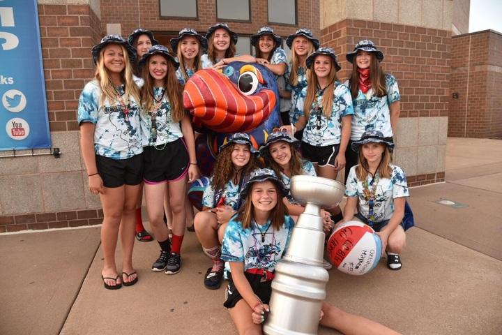 From Illinois To Kansas   World Series Softball  T-Shirt Photo