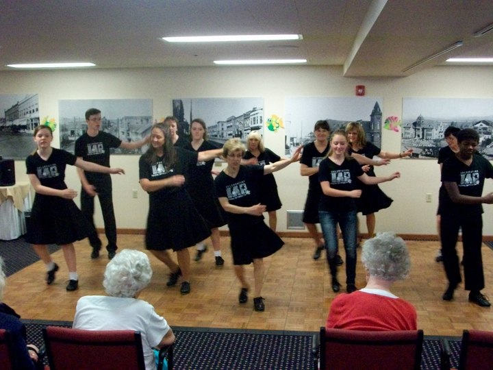Celebrating National Tap Dance Day 2015! T-Shirt Photo