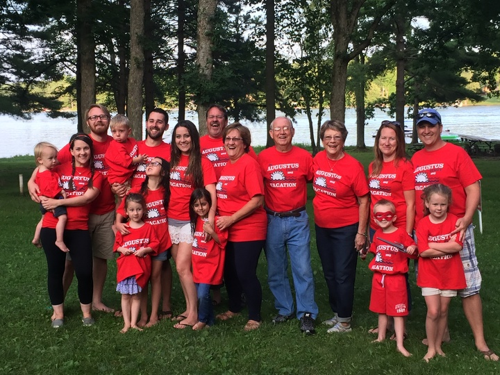 Deep Creek Family Vacation 2015 T-Shirt Photo