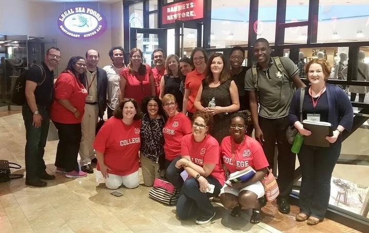 Neu Ed D Doctoral Program   Break Room Facebook Group T-Shirt Photo