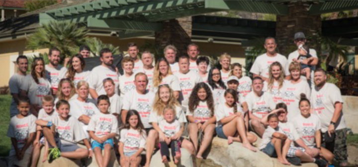 Michaelis Family Reunion 2015 T-Shirt Photo