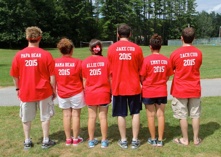Cubbie Team Family T-Shirt Photo