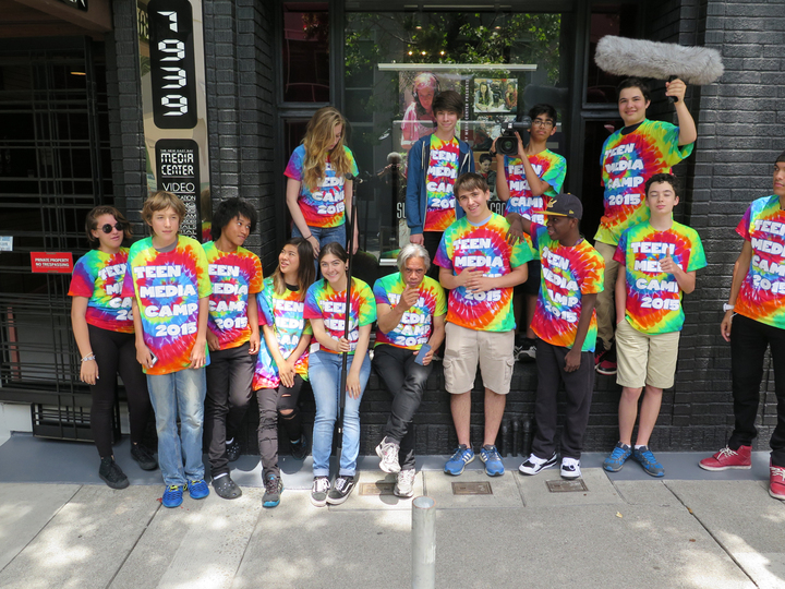 Media Campers T-Shirt Photo