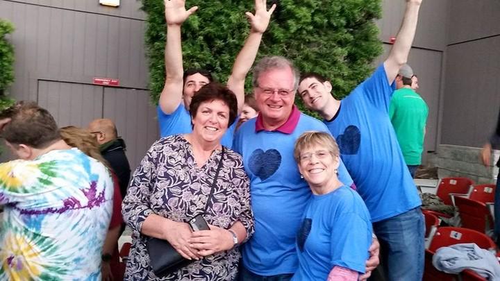 Our Parents At Our Wedding Celebration T-Shirt Photo