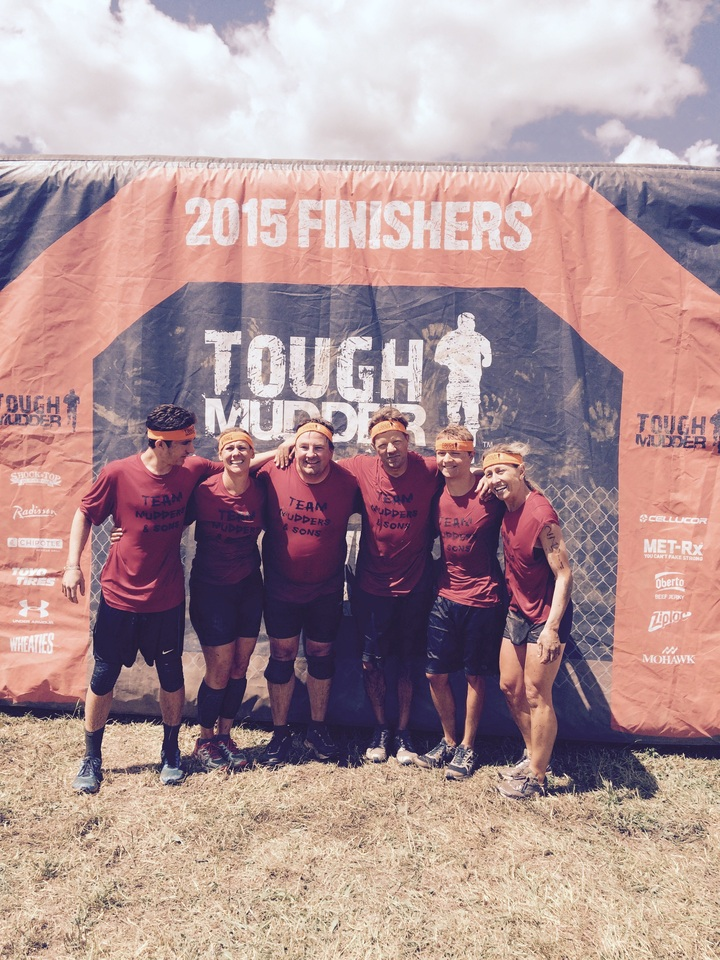 Team Mudders & Sons T-Shirt Photo