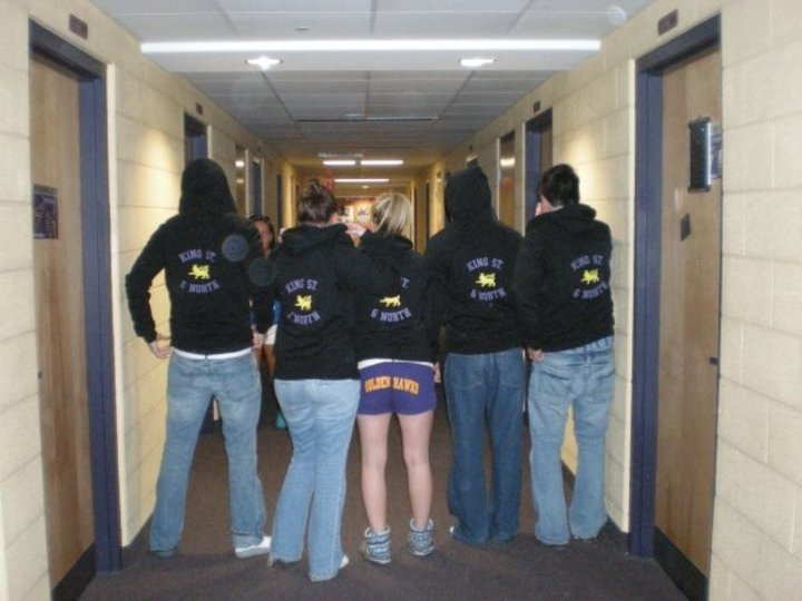 Laurier Residence Floorwear T-Shirt Photo