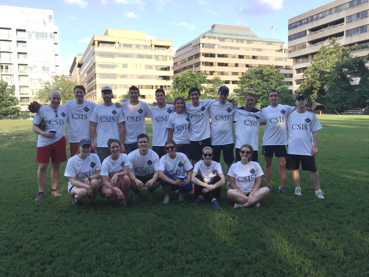 Csis Strats, Softball Victors! T-Shirt Photo