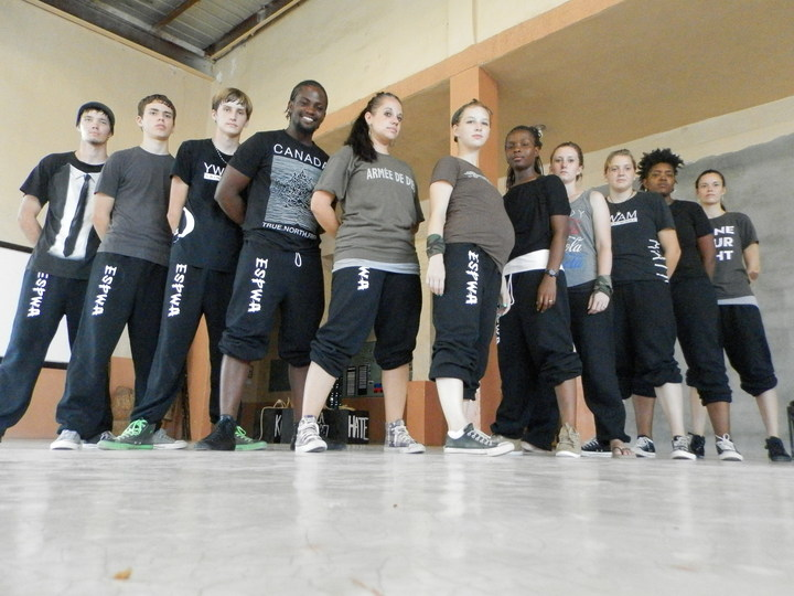 Hope Dance Team T-Shirt Photo