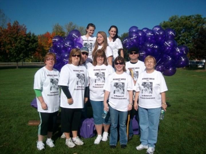 Team Nena T-Shirt Photo