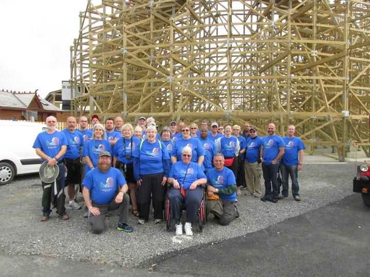 Ireland Roller Coaster Quest! T-Shirt Photo