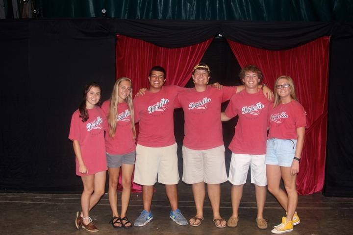 Dudellin Family (Semi) Reunion T-Shirt Photo