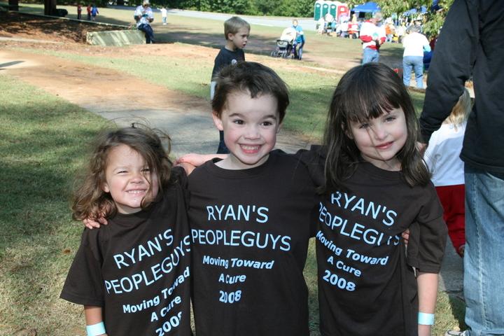 Ryan's Peopleguys T-Shirt Photo
