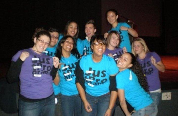 Drew University's Upb At Naca 2008 T-Shirt Photo